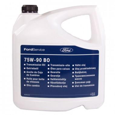 Трансмиссионное масло Ford для МКПП 75W-90 BO (WSD-M2C200-C) 5 литров.