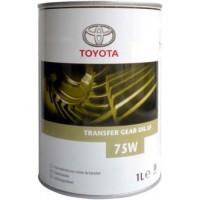 Трансмиссионное масло Toyota для МКПП Transfer Gear Oil LF 75W 1 литр.
