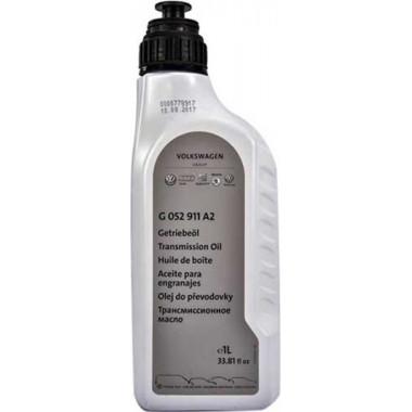 Трансмиссионное масло МКПП VAG Transmission Oil G052911A2 1 литр.