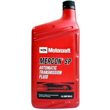 Трансмиссионное масло Ford Motorcraft для АКПП Mercon SP 0,946 литра.