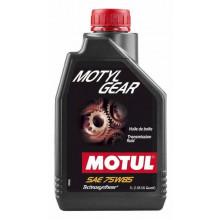 Трансмиссионное универсальное масло Motul MOTYLGEAR 75W-85 1 литр.