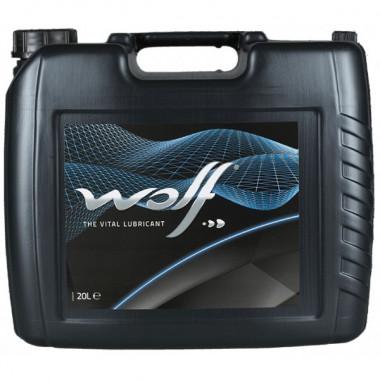 Трансмиссионное масло Wolf для МКПП OFFICIALTECH SAE 80W ZF 205 литров.