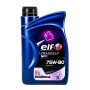 Трансмиссионное масло ELF для МКПП Tranself NFP 75W-80 1 литр.