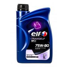 Трансмиссионное масло ELF для МКПП Tranself NFJ 75W-80 1 литр.