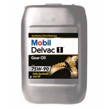 Трансмиссионное масло для МКПП Mobil Delvac 1 TRANSMISSION FLUID 75w-80 20 литров.