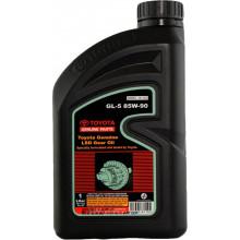 Трансмиссионное масло для мостов Toyota Differential Gear Oil 85W-90 GL-5 1 литр.