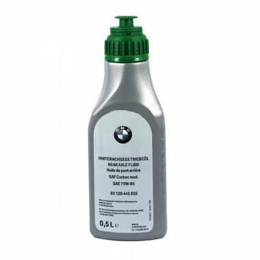 Трансмиссионное масло редукторов заднего моста 83120445832 BMW Differential Carbon Module 75W-85 0,5 литра.