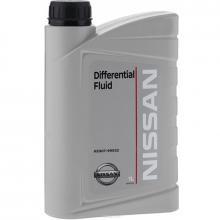Трансмиссионное универсальное масло Nissan Differential Fluid 80W-90 1 литр.