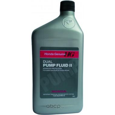 Трансмиссионное масло Honda DPF II (DPSF) 0,946 литра.