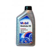 Трансмиссионное масло Mobil для мостов Mobilube HD 80W-90 1 литр.