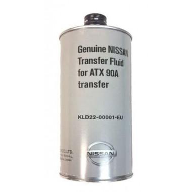 Масло в раздаточную коробку Nissan Transfer Fluid for ATX90X 1 литр.