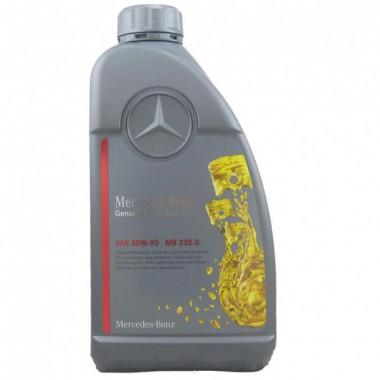 Масло для мостов Mercedes-Benz MB 235.0 Genuine Rear Axle Oil 85W-90 1 литр.