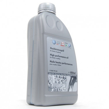 Масло для муфты Haldex VAG G060175A2 0,85 литра.