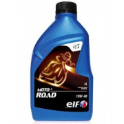 Моторное масло ELF MOTO 4Т ROAD 10W-40 1 литр.