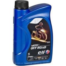 Моторное масло ELF Moto 2T Off Road 1 литр.