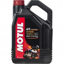 Масло для мототехники MOTUL 7100 4T 10W-50 (838141) 4 литра.