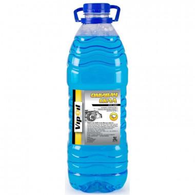 Летний омыватель стекла VipOil Морская свежесть 3 литра.