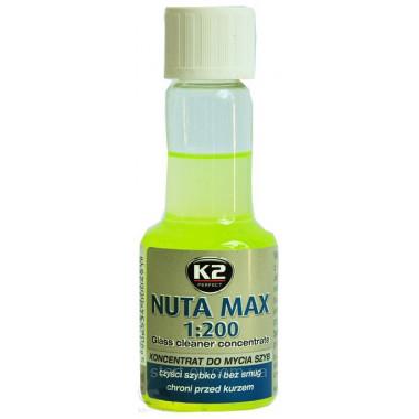 Концентрат в бачок омывателя K2 NUTA MAX 1:200 50 мл.