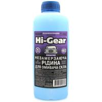 Жидкость стеклоочистителя зимняя концентрат -80°C Hi-Gear HG 5648 1 литр.