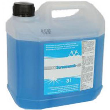Жидкость стеклоочистителя зимняя XT концентрат -80°C 3 литра.