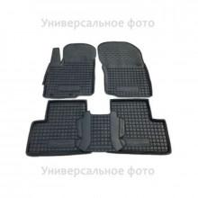 Автомобильные коврики в салон TOYOTA Previa (2000-2005) (6-7мест) AVTO-Gumm