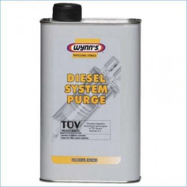 Промывка дизельной топливной системы Wynn`s Diesel System Purge 89195 (1 литр)