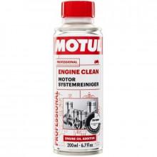Промывка масляной системы Motul Engine Clean Auto Professional 0,3 литра.