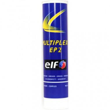 Универсальная смазка Elf (до +160С) MULTIPLEX EP 2 0,4 литра.