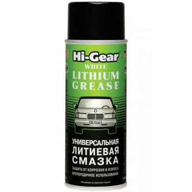 Универсальная литиевая смазка Hi-Gear HG 5503 312 г.