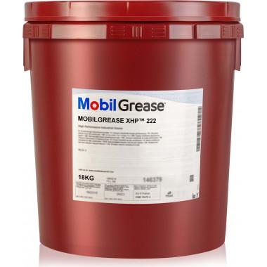 Пластичная смазка Mobil Mobilgrease XHP 222 18 кг.