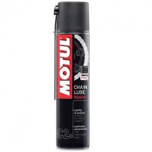 Смазка для цепи Motul Chain Lube Road+ C2+ 0,4 литра.