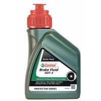 Тормозная жидкость Castrol Brake Fluid DOT-4 0,5 литра.