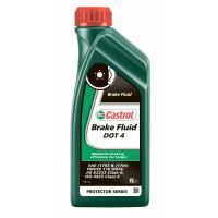 Тормозная жидкость Castrol Brake Fluid DOT-4 1 литр.