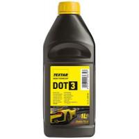 Тормозная жидкость Textar DOT-3 1 литр.