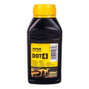 Тормозная жидкость Textar DOT-4 0,25 литра.