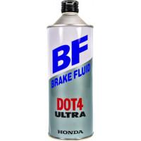 Тормозная жидкость Honda Ultra DOT-4 Brake Fluid 0,5 литра.