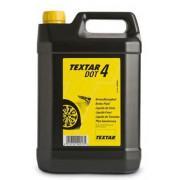 Тормозная жидкость Textar DOT-4 5 литров.