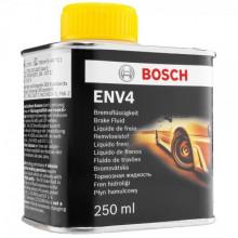Тормозная жидкость Bosch ENV4 0,25 литра.