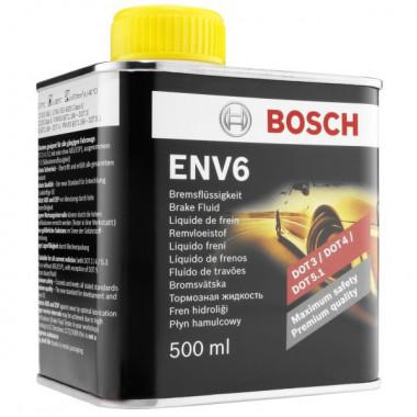 Тормозная жидкость Bosch ENV6 0,5 литра.
