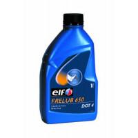 Тормозная жидкость Elf Frelub 650 DOT-4 1 литр.