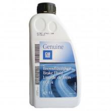 Тормозная жидкость GM DOT-4+ 1 литр.