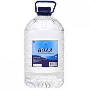Вода дистиллированая Автотема 5 литров.