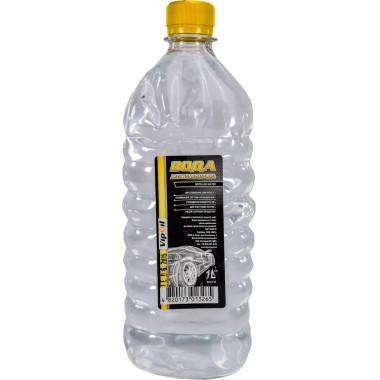 Вода дистиллированая VipOil 1 литр.