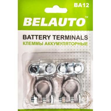 Клеммы аккумуляторные свинец БЕЛАВТО BA12